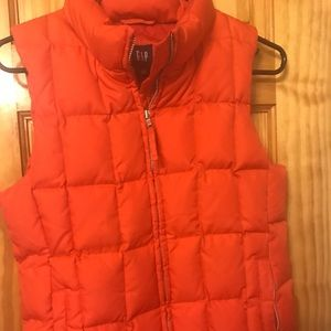 GAP Down Vest- Size Small